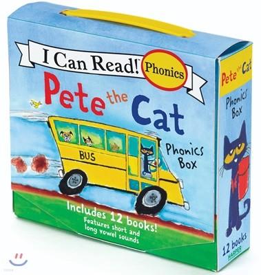 [I Can Read] Pete the Cat Phonics Box