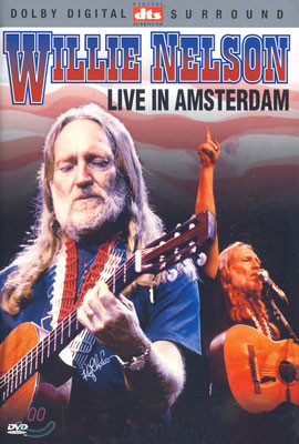 Willie Nelson Live In Amsterdam