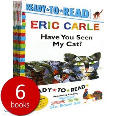 Ready-to-Read : Eric Carle Value Pack