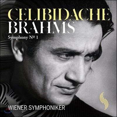 Sergiu Celibidache 브람스: 교향곡 1번 (Brahms: Symphony No.1) - 세르주 첼리비다케, 빈 심포니카 1952년 실황