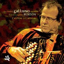 Richard Galliano & Gary Burton - L'Hymne L'Amour