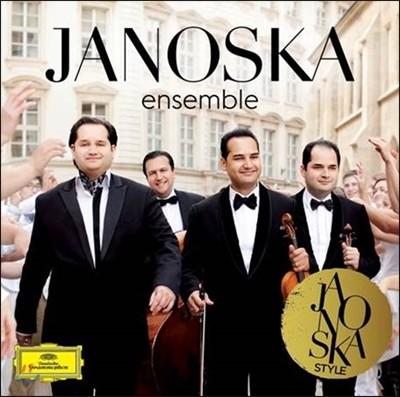 Janoska Ensemble 야노슈카 스타일 - 타이스의 명상곡, 카르멘 환상곡, 사랑의 슬픔, 아디오스 노니노 외 (Janoska Style)