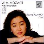 [미개봉] 허승연 (Seung-Yeun Huh) / Mozart : Sonatas For Piano Forte (수입/미개봉/AM12432)