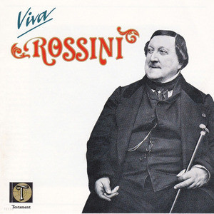 [미개봉] Titta Ruffo, Enrico Caruso, Ezio Pinza / 로시니 : 비바 로시니 (Rossini : Viva Rossini) (수입/미개봉/SBT1008)