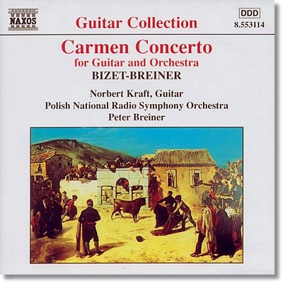 Bizet- Breiner : Carmen Concerto