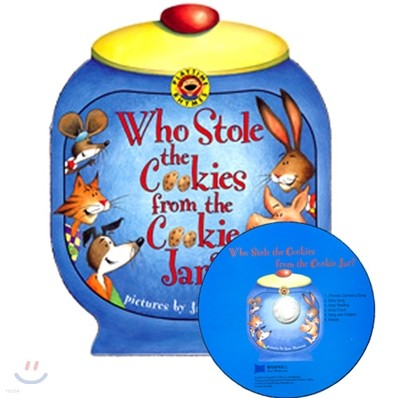 [노부영]Who Stole the Cookies from the Cookie Jar? (원서 & 노부영 부록 CD)