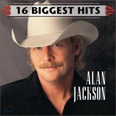 Alan Jackson - 16 Biggest Hits