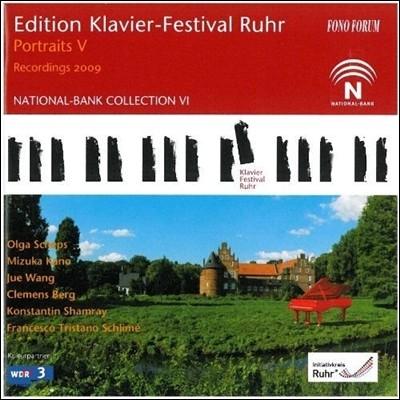 루르 피아노 페스티벌 25집 [2009년 실황] (Edition Klavier-Festival Ruhr [KFR] Potraits Vol.5)