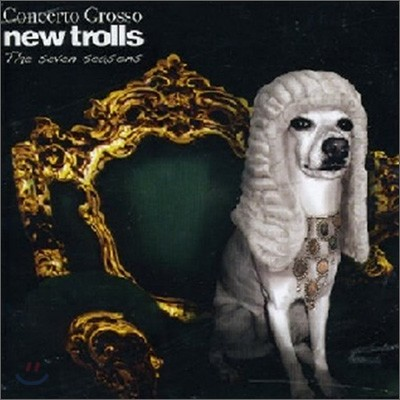 New Trolls - Concerto Grosso The Seven Seasons