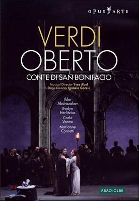 Yves Abel 베르디: 오베르토 (Verdi: Oberto)
