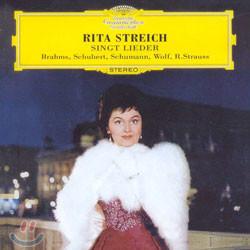 Rita Streich 리타 스트라이히 독일 가곡집