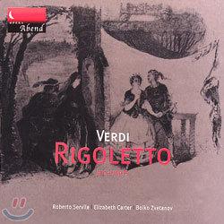 Verdi : Rigoletto - Highlights