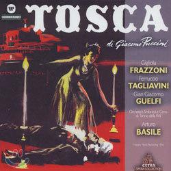 Puccini : Tosca : TagliaviniㆍFrazzoniㆍGuelfiㆍBasile