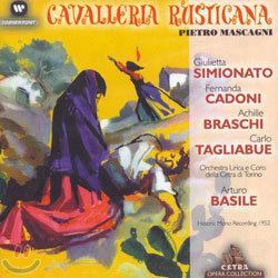Mascagni : Cavalleria Rusticana : Basile