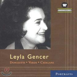 Donizetti / Verdi / Catalani : Leyla Gencer