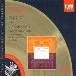 Puccini : Tosca : Victor De SabataㆍMaria Callas : GROC 100번째 음반