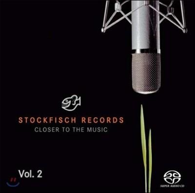 스톡피쉬 오디오 샘플러 2집 (Stockfisch Records Closer to the Music Vol.2) [SACD Hybrid]