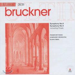 Bruckner : Symphony 8 & 9