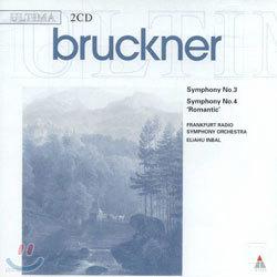 Bruckner : Symphony No.3ㆍSymphony No.4 'Romantic'