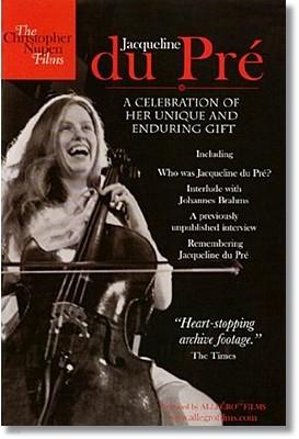 Jacqueline Du Pre 재클린 뒤 프레의 귀중한 기록 (A Celebratio) DVD