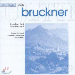 Bruckner : Symphony 5 & 6