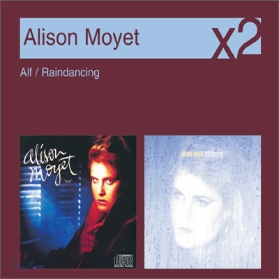 [YES24 단독] Alison Moyet - Alf + Raindancing (New Disc Box Sliders Series)