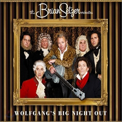 Brian Setzer Orchestra - Wolfgang's Big Night Out