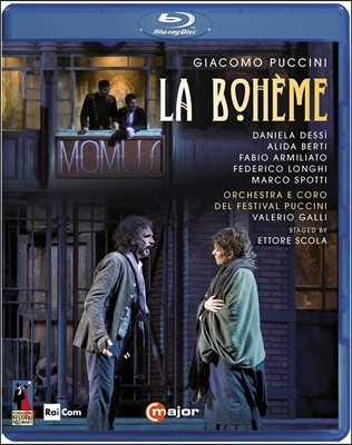 Daniela Dessi / Fabio Armiliato 푸치니: 라보엠 [무대연출-에토레 스콜라] (Puccini: La Boheme) 다니엘라 데시, 파비오 아르밀랴토