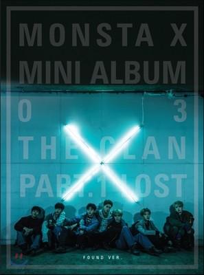 몬스타엑스 (MONSTA X) - 미니앨범 3집 : 'The Clan 2.5 Part.1 Lost [FOUND Ver.]