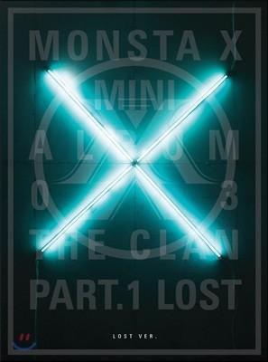 몬스타엑스 (MONSTA X) - 미니앨범 3집 : 'The Clan 2.5 Part.1 Lost [LOST Ver.]