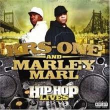 KRS One & Marley Marl - Hip Hop Lives