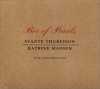 Svante Thuresson & Cathrine Madsen - Box of Pearls