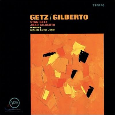Stan Getz & Joao Gilberto - Stan Getz & Joao Gilberto