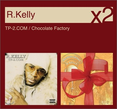 [YES24 단독] R Kelly - Tp-2.Com + Chocolate Factory (New Disc Box Sliders Series)