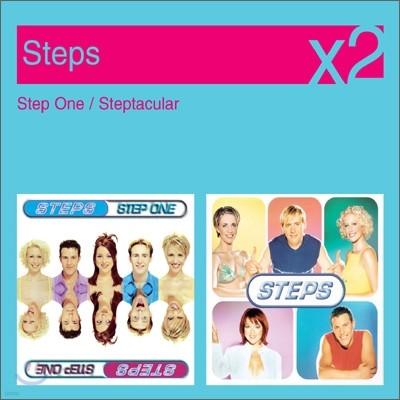 [YES24 단독] Steps - Step One + Steptacular (New Disc Box Sliders Series)