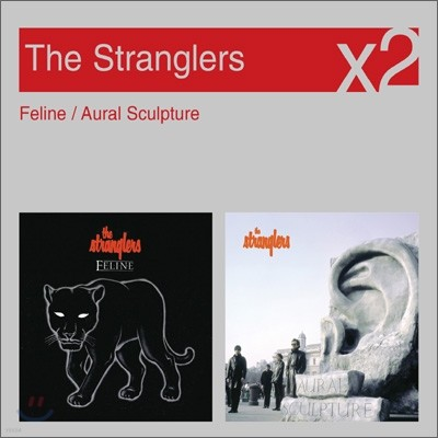 [YES24 단독] Stranglers - Feline + Aural Sculpture (New Disc Box Sliders Series)