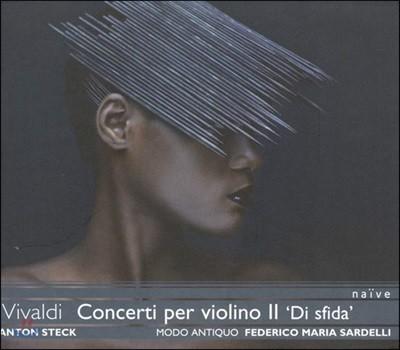 Anton Steck 비발디: 바이올린 협주곡 2집 '디 스피다' RV 232, 264, 325, 353, 243, 368