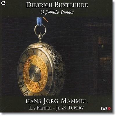 Hans Jorg Mammel 북스테후데: 칸타타와 건반 작품 (Buxtehude: O frohliche Stunden, BuxWV 84)