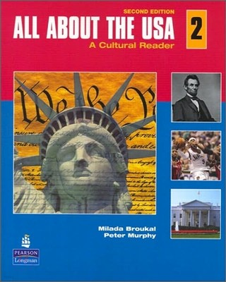 All About the USA 2 : A Cultural Reader (Book & CD)