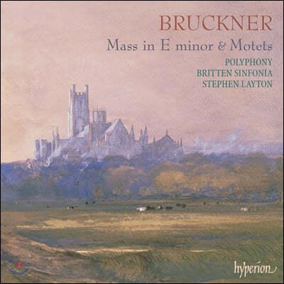 Polyphony 브루크너: 미사 2번 e단조, 모테트 (Bruckner: Mass & Motets)
