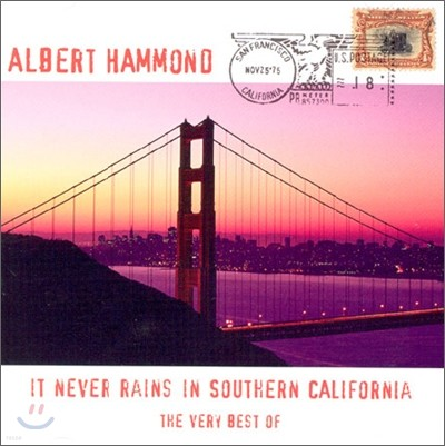 Albert Hammond - The Very Best Of : It Never Rains In Southern California