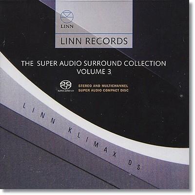 린 레코드 슈퍼 오디오 서라운드 컬렉션 3집 (Linn The Super Audio Collection Vol.3)