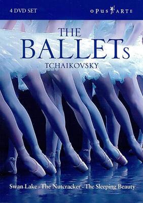차이코프스키 발레 모음집 : 백조의 호수/호두까기 인형/잠자는 숲 속의 미녀 (The Ballets Tchaikovsky - Swan Lake / The Nutcracker / The Sleeping Beauty)