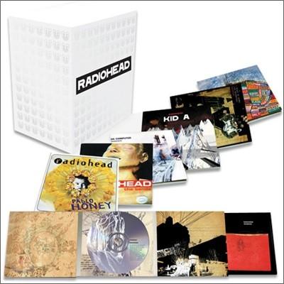 Radiohead - 7CD Album Deluxe Box Set (Limited Edition)