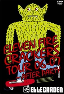 Ellegarden - Eleven Crackers Tour 06-07~After Party