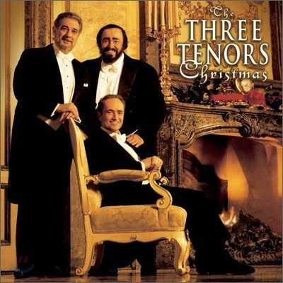 Jose Carreras / Placido Domingo / Luciano Pavarotti 쓰리 테너 크리스마스 (Three Tenors / 3 Tenors Christmas)