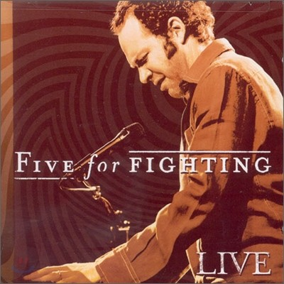 Five For Fighting - Live : Back Country