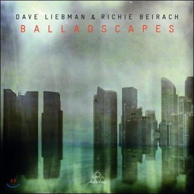 Dave Liebman / Richie Beirach - Balladscapes