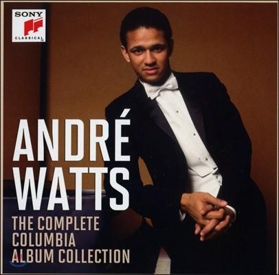 앙드레 와츠 - 콜럼비아 앨범 컬렉션 전집 (Andre Watts - The Complete Columbia Album Collection)