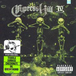 Cypress Hill - Cypress Hill IV